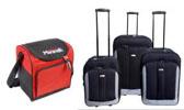 Taschen, Koffer und Kühltaschen