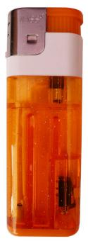 XXL-Feuerzeug mit LED-Lampe 20er Display