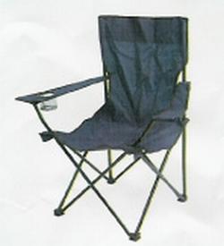 Campingstuhl blau